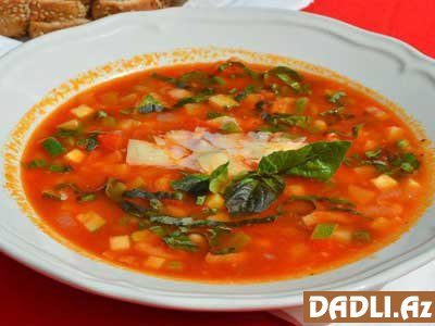Minestrone resepti - FOTO RESEPT