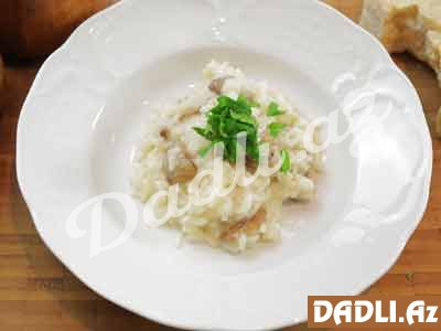 Risotto resepti - Video resept