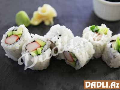 Sushi resepti - Video resept