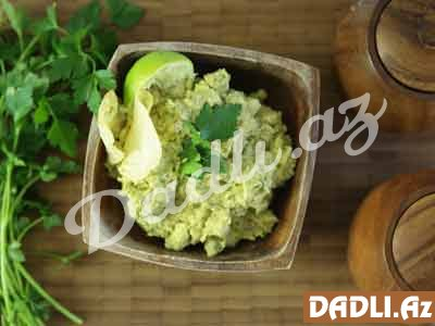 Guacamole resepti - Video resept