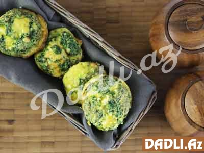 Yumurtadan muffin resepti - Video resept