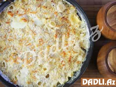 Mac & Cheese (pendirli makaron) resepti - Video resept