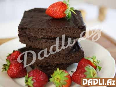 Diet brownie resepti - Video resept
