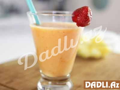 Manqolu smoothie resepti - Video resept