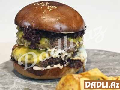 Yumurtalı Steak Burger resepti - Video resept