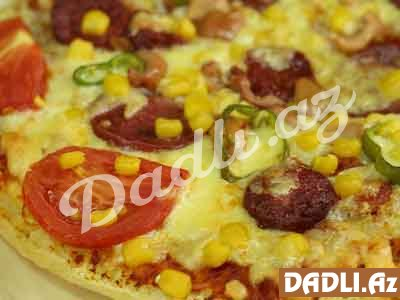 Bazlama pizza resepti - Video resept