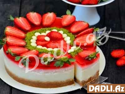 Ən asan Cheesecake resepti - Video resept