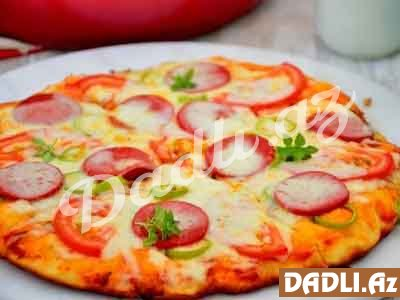 Qazanda pizza resepti - Video resept