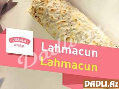 Asan lahmacun resepti - Video resept