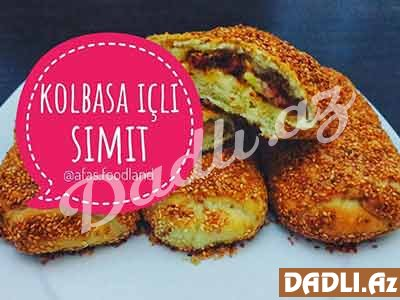 İçli simit resepti - Video resept
