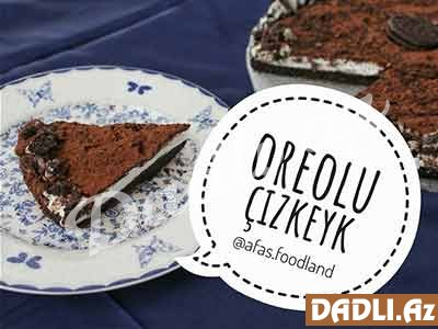 Oreo çizkeyki resepti - Video resept