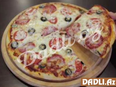 Pizza resepti - Video resept
